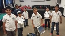Tahir Academy kids